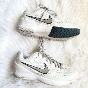 Nike Zoom Cage 2 Dragon Womens 8.5M Tennis Shoes